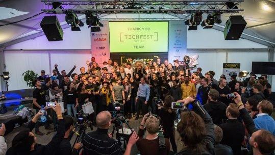 UnternehmerTUM Techfest