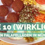 Die 10 (wirklich) besten Falafel-Läden in München