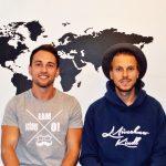 Hallo Schönes präsentiert: Die Buadep-Jungs im Interview