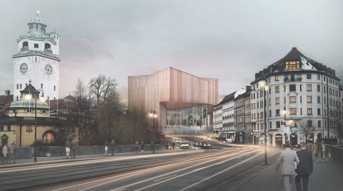 Unter den Gewinner-Entwürfen: Auer Weber Assoziierte GmbH, Bild: © Auer Weber Assoziierte GmbH