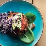 CopyKitchen: Veggie Burger wie früher im So Ham