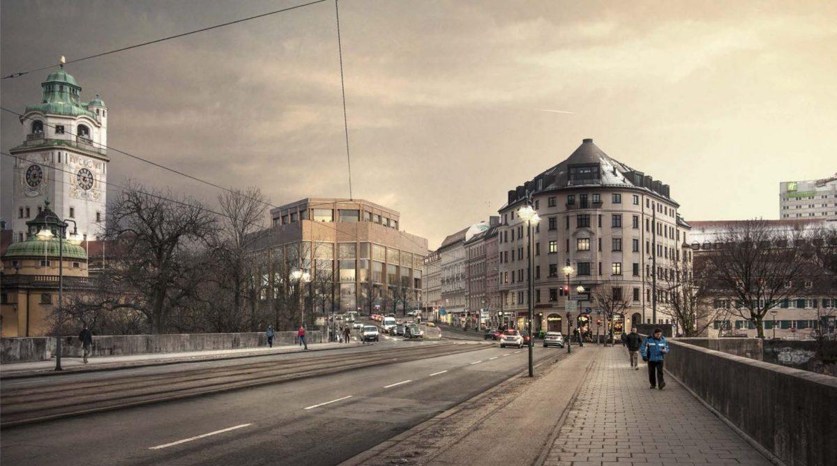 Kein Gewinner, aber eine Anerkennung: Boltshauser Architekten AG. Bild: © Boltshauser Architekten AG / Sergison Bates Architekten