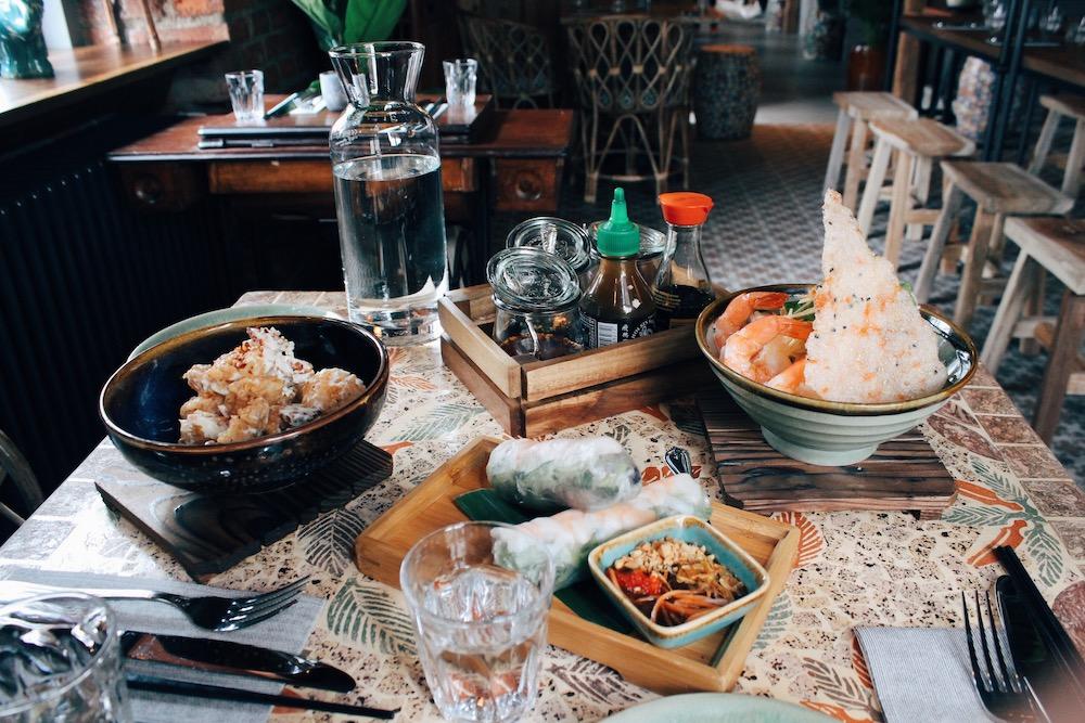 Neu in Haidhausen: Vietnamesisch schlemmen im Saigon Deli ...