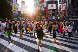 Shibuya Crossing Juse Ju