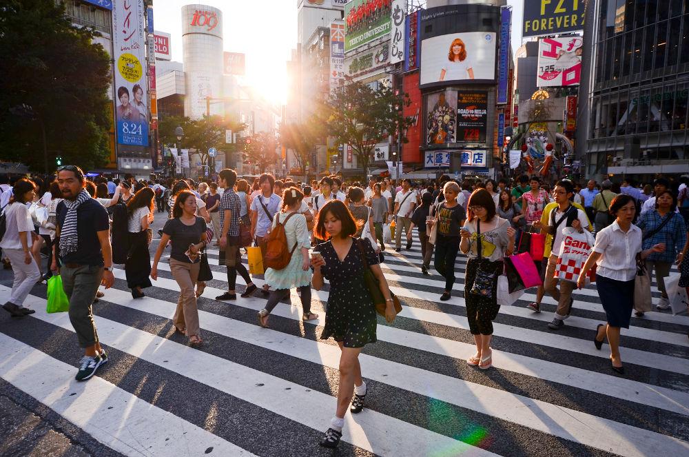Shibuya Crossing Juse Ju