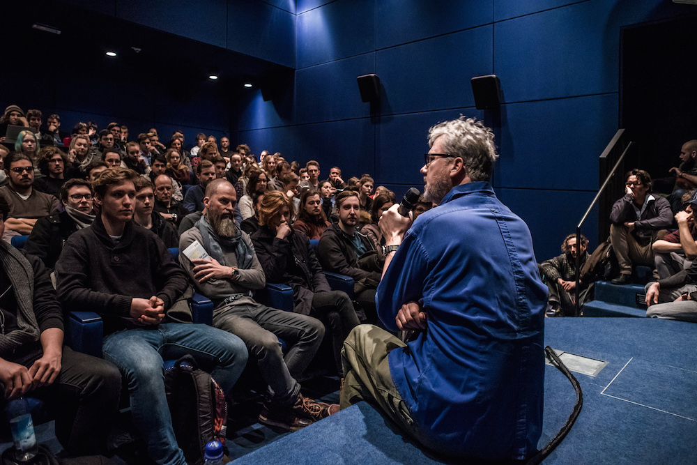 Tag der offenen Tuer_Filmhochschule