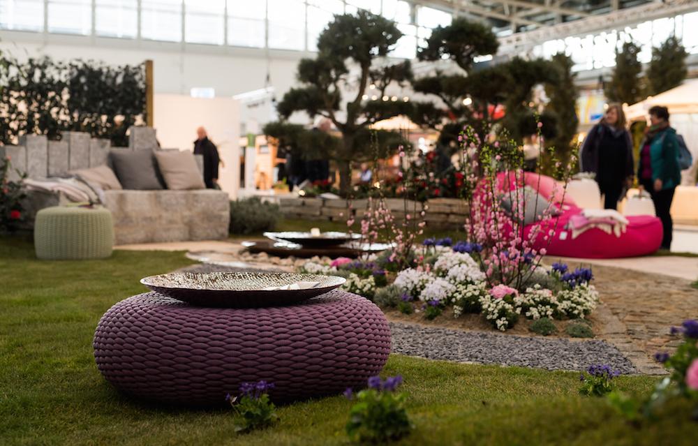 von sukkulent bis ikebana das erwartet pflanzenfreunde auf der garten m nchen 2018 mucbook. Black Bedroom Furniture Sets. Home Design Ideas