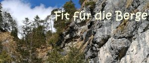 fit fuel die Berge
