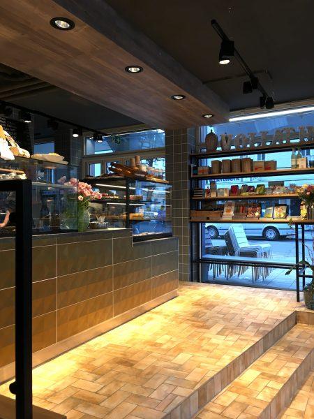 Neu im Glockenbach: Das Café Vollaths erkennt die Zeichen der Zeit ...