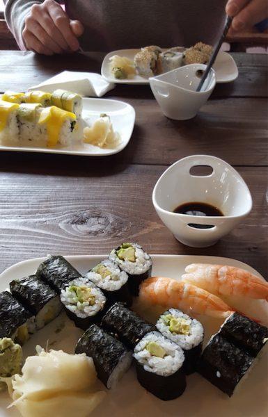 japanisches restaurant westend muenchen