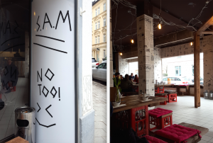 sushiandmeat popup restaurant westend
