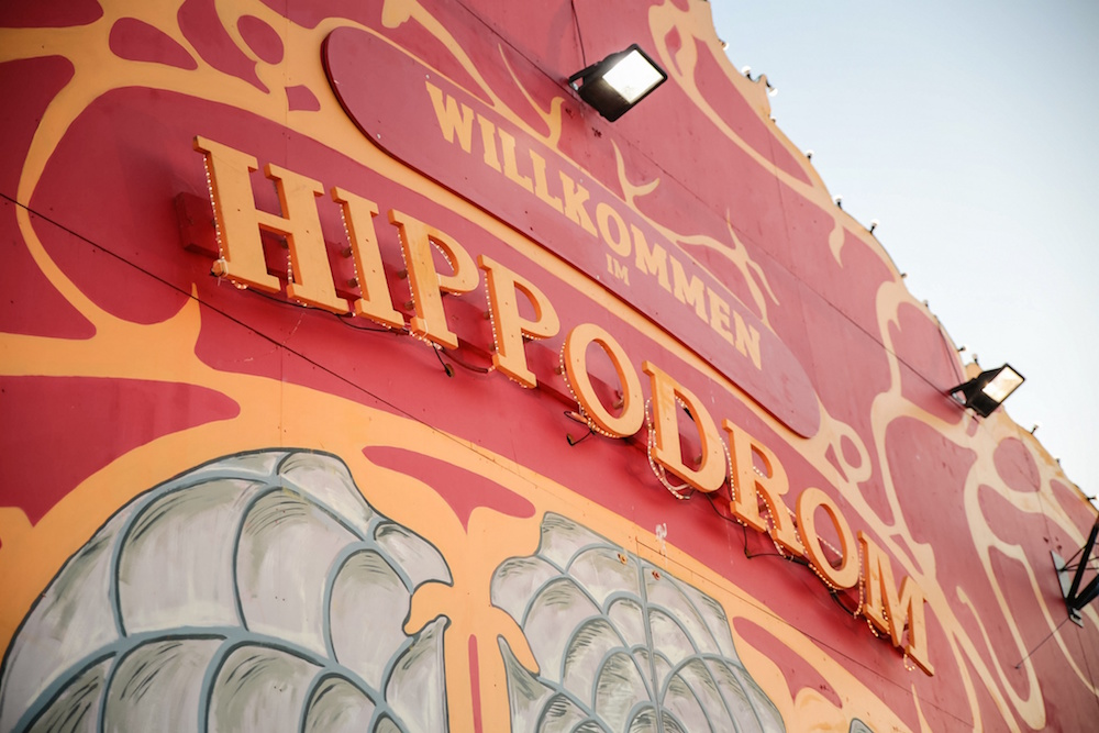 Hippodrom_Tagebook