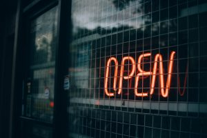 Open Sign Unsplash