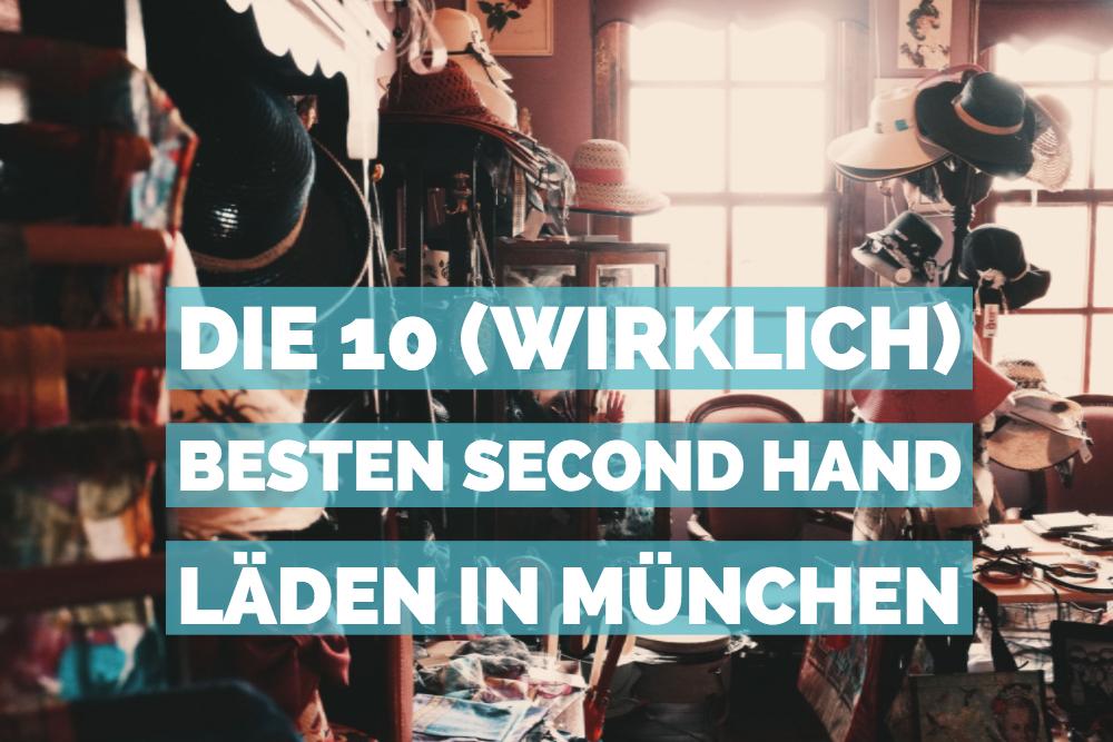 online store d1c99 62f50 Die 10 (wirklich) besten Second Hand-Läden in München - MUCBOOK