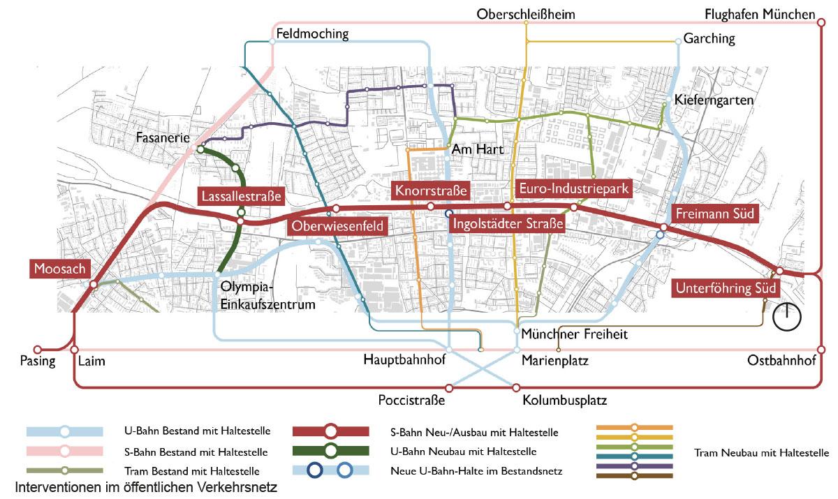 Der Busring Ist Gut Aber München Braucht Eine Ringbahn