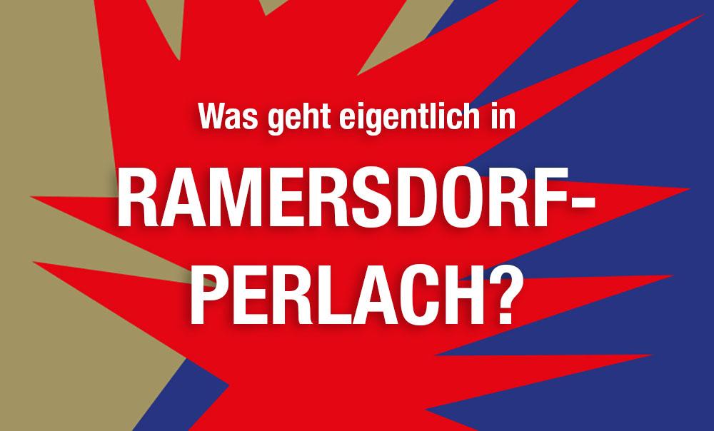 München in Steckbriefen: Ramersdorf-Perlach