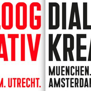 Das DIALOOGKREATIV feiert den kompletten Juli niederländische Ideen im Forum Münchner Freiheit
