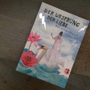 Der Ursprung der Liebe – Liv Strömquist liest am 18. Juli im Lovelace