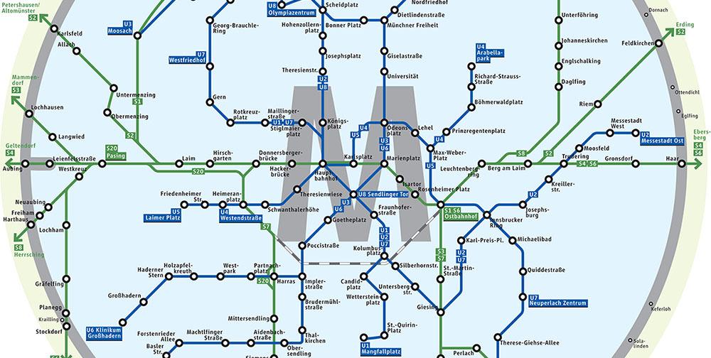Mvv Karte.Into The M Zone Was Du über Die Mvv Tarifreform Wissen Musst Mucbook