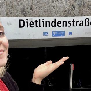 Meine Halte: Dietlindenstraße – wo die wilden Hipster-Omis wohnen