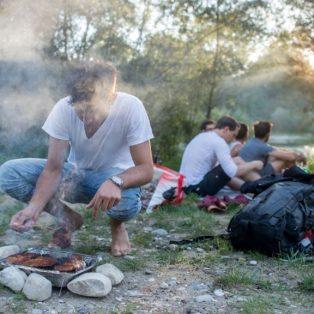 "Anwohner-Protest: ""Die Isar ist keine Partyzone"""