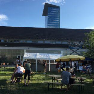 Ein Hochhaus für die Kunst – entsteht im Domagkpark ein neuer Atelierturm?