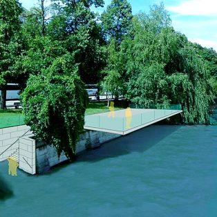Ein Badi für München. Das Isarflussbad wäre ein teurer Badespaß