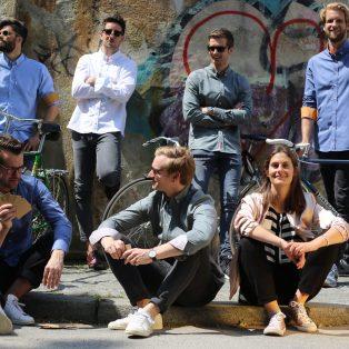 Karokönig: das Münchner Label für umwelt- und modebewusste Männer