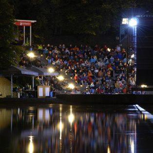 Kino unter freiem Himmel: die schönsten Filme im West- und Olympiapark