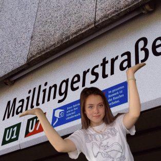 """Meine Halte: Maillingerstraße – oder Neuhausen aus den Augen einer """"Zuagreisten"""""""