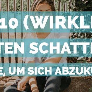 Die 10 (wirklich) besten schattigen Plätze in München, um sich abzukühlen