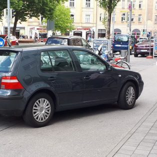All the Things on Munich Bike Lanes – hier machen Radlfahrer ihrem Ärger Luft