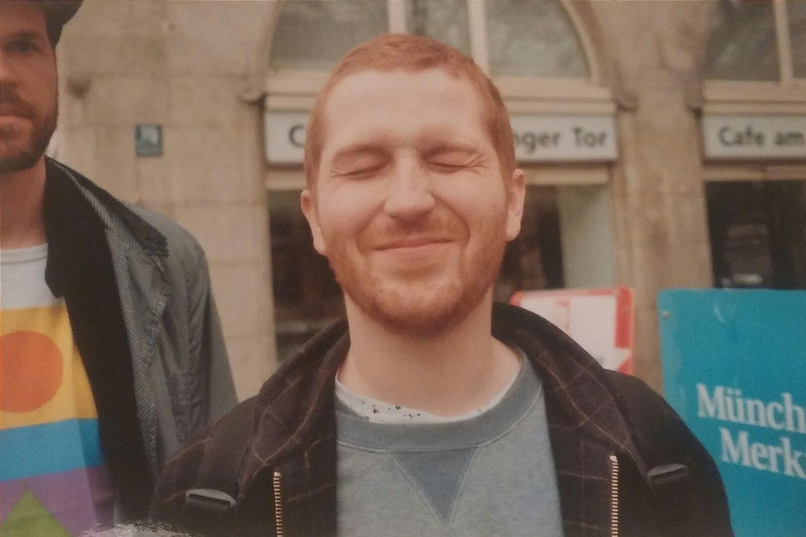 Portraitbild von Tom Bauer