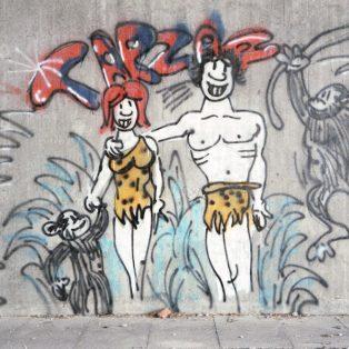 ZAR ZIP FLY ZORO: Ein neues Buch zeigt die ersten Graffiti in München