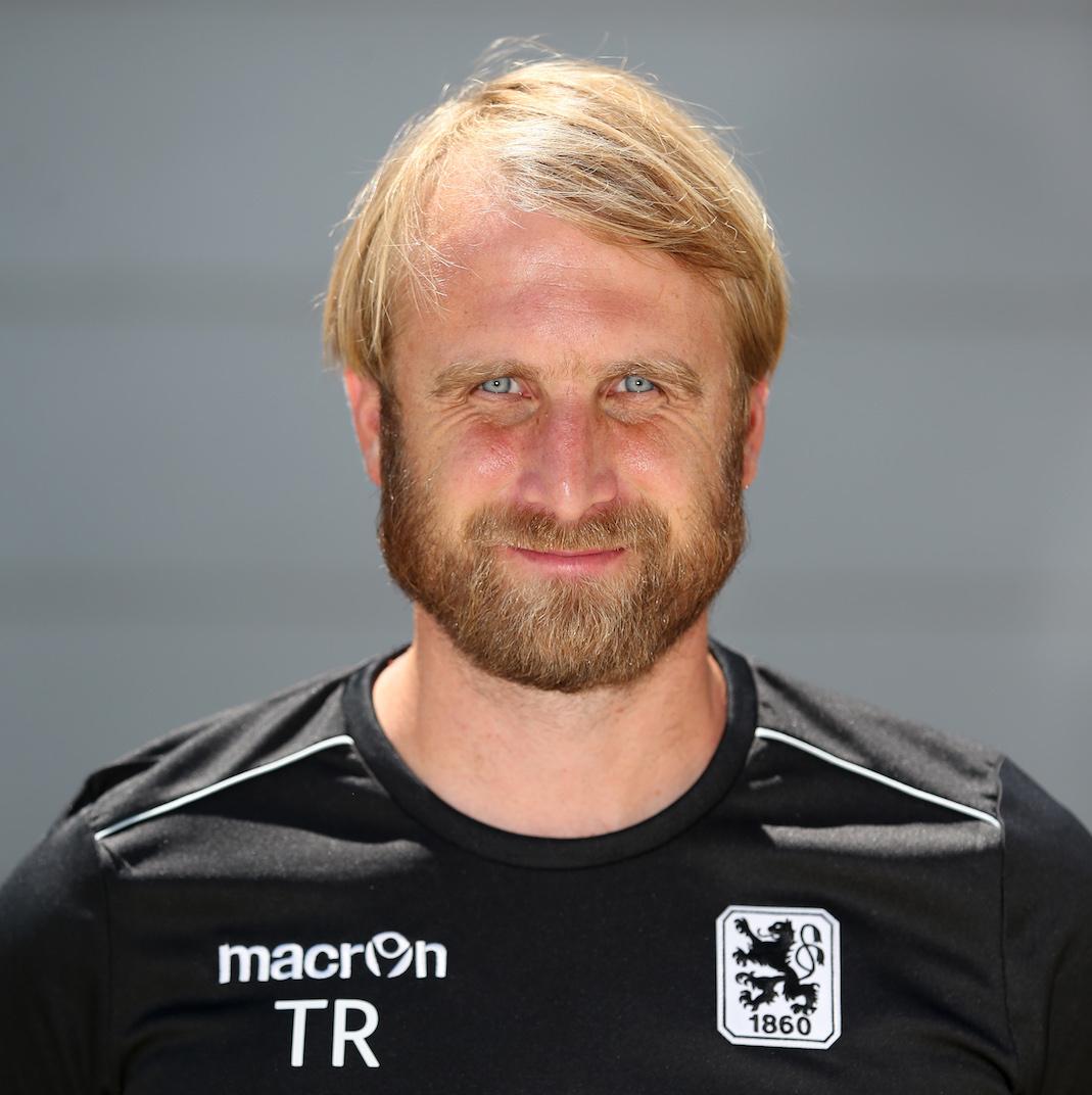 TSV 1860-Trainer Daniel Bierofka