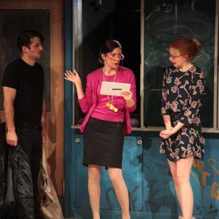 """Letzte Chance: """"Chantal, sing leise!"""" bei Fack Ju Göthe – das Musical im Werksviertel"""