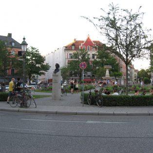 Autos raus: Kommt die Fußgängerzone um den Gärtnerplatz jetzt?
