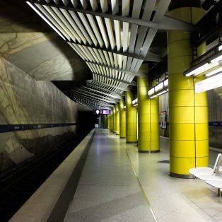 Das sind Münchens schönste U-Bahnhöfe