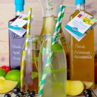 Pack die Sommer-Erfrischung ins Glas: So geht die Calamansi Limonade vomFASS
