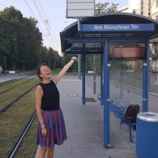Meine Halte: das Münchner Tor zur Welt