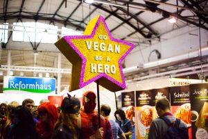 Stern: Go vegan be a hero