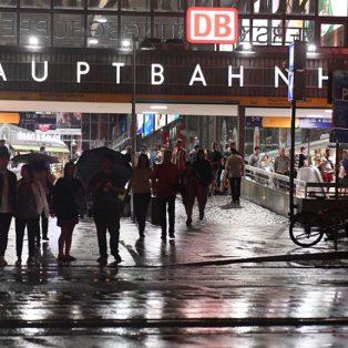 Kommt ein ganztägiges Alkoholverbot am Hauptbahnhof?