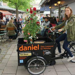 Grüne fordern: Parkplätze frei für Lastenräder