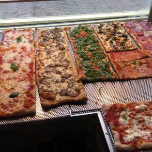 Molto delizioso! Pizza von Pizzesco gibt es jetzt auch im Westend