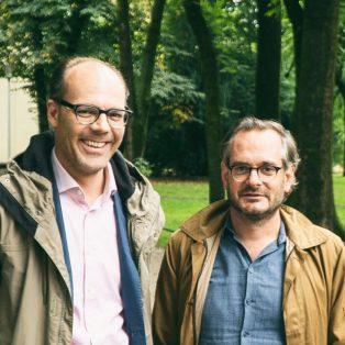 Wegen dieser zwei Herren gehen wir am 13. Oktober europaweit auf die Straße