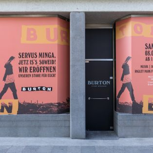 Burton eröffnet seinen ersten Store in München: Sei beim Opening dabei!