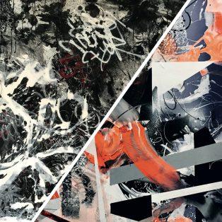 Große Kunst im Feierwerk Farbenladen: Patrick Hartl & Christian Hundertmark stellen aus