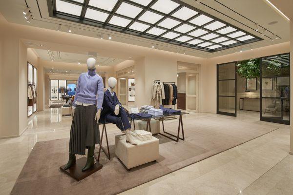 Massimo Dutti_Flagship Store Munich_Erdgeschoss_Munich Selection_Womens Wear