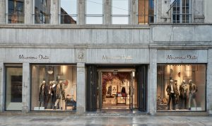 Massimo Dutti_Flagship Store Munich_Outside