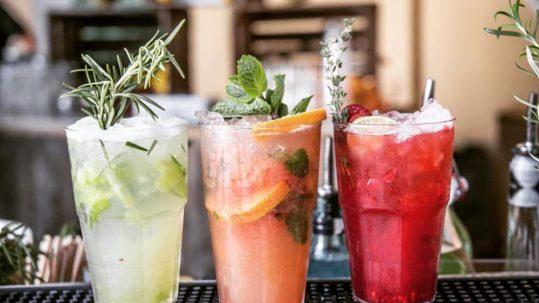 Cocktails von Munichflavour